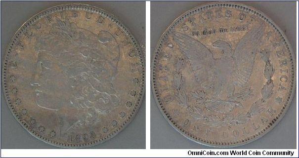 Morgan VAM's - Error Coin Virtual Museum - CoinPeople com